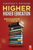 HIGHER HIGHER EDUCATION by Jonathan S. Raymond (iPad/epub)