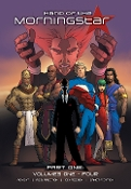HAND OF THE MORNINGSTAR: PART ONE (Volumes 1 - 4)